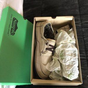 Simple Shoes - Men's Simple Casual Sneaker